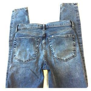 Women's Free People Jeans NEW 27 L